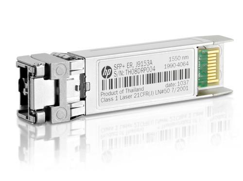 HP J9153A X132 10G SFP+ LC ER Transceiver