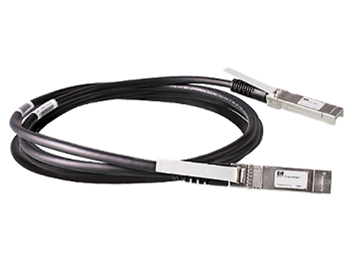 HP J9281B X242 10G SFP+ to 1m DAC Direct Attach Cable