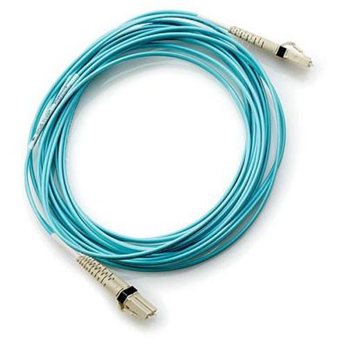 HP AJ839A 50.0m OM3 LC/LC Multi-Mode 2-Fiber Optical Cable