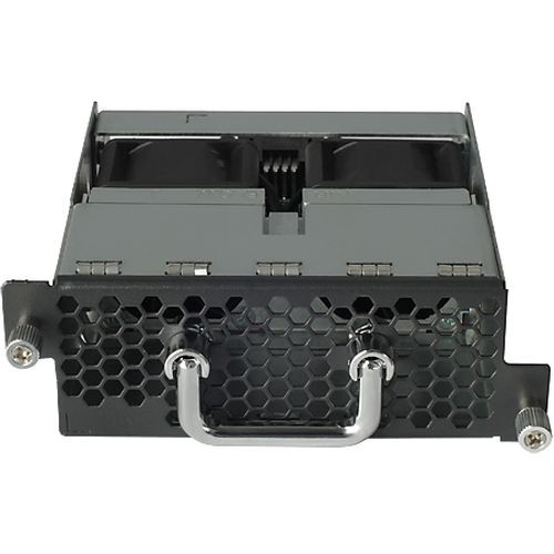 HP JG553A X712 Back to Front Airflow High Volume Switch Fan Tray