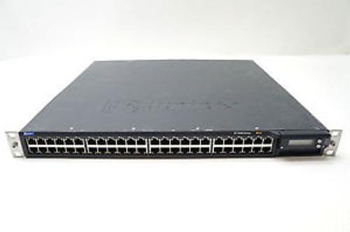 Juniper EX3200-48T EX3200 48-Port Gigabit (8 PoE) Switch