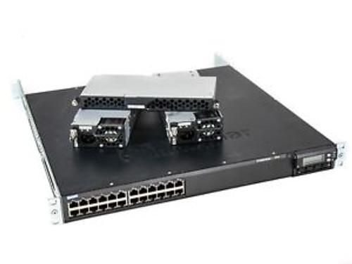 Juniper EX2500-24F-FB EX Series EX2500 24-Port 10GE SFP+ Front-to-Back Switch