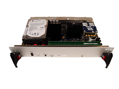 Juniper RE-A-1000-2048-S M Series 1.0GHz CPU 2GB Standard Routing Engine