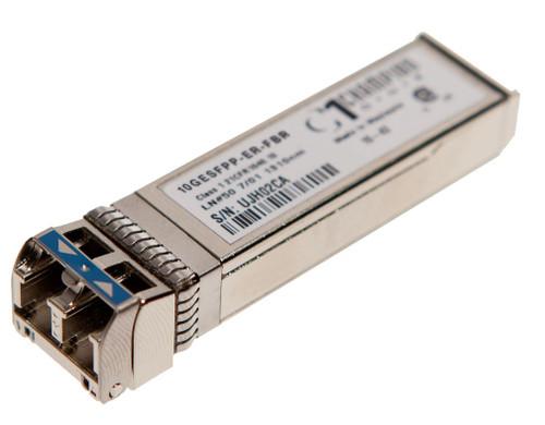 Juniper SFPP-10GE-ER 10GbE LC ER SFP+ Optic Transceiver