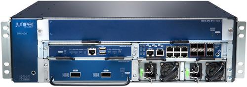 Juniper SRX1400BASE-GE-AC SRX Series SRX1400 Services Gateway Chassis