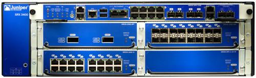 Juniper SRX3400BASE-AC SRX Series SRX3400 Services Gateway Chassis