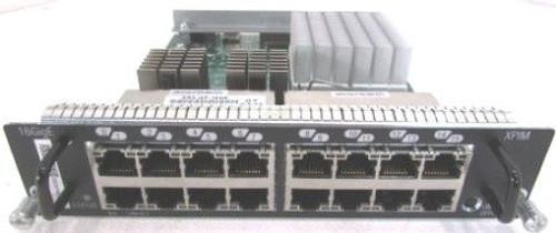 Juniper Networks SRX-GP-16GE 16 Port Gigabit Module