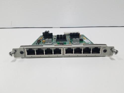 Juniper JXU-8GE-TX-S Ethernet Physical Interface Module PIM