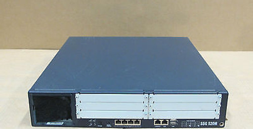 Juniper SSG-520M-SH Secure Services Gateway 500 Series Firewall