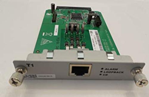 Juniper JXM-1T1-S 1 Port T1 Mini Physical Interface Module