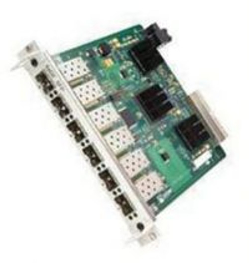 Juniper JXU-6GE-SFP-S 6-Port Gigabit Ethernet SFP Universal PIM Module