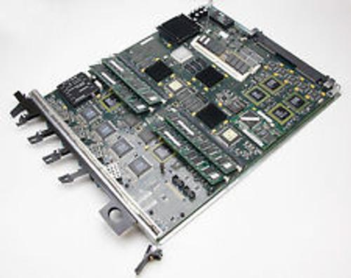 Cisco 4OC3/POS-LR-SC 12000 Series 4-Port OC-3/STM-1 POS/SDH Router Line Card