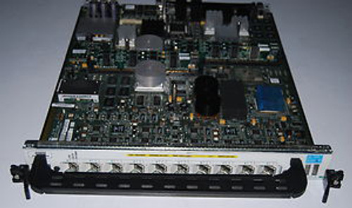 Cisco 10X1GE-SFP-LC-B 12000 Series 1GB Line Card
