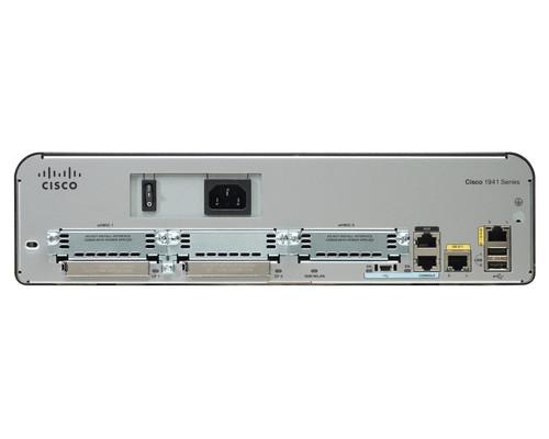 NEW Cisco 1941 CISCO1941-SEC/K9 1900 Series Router