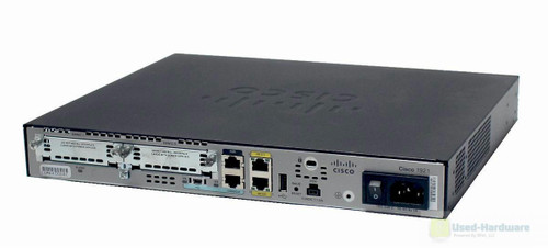 NEW Cisco CISCO1921/K9 256F/512D 1921 Router