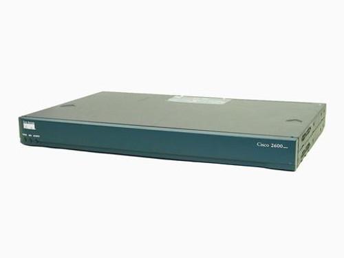Cisco 2651XM 2651 XM CISCO2651XM 256D/32F Series Router
