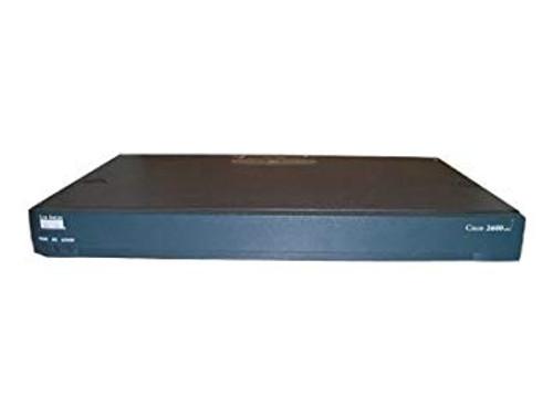Cisco CISCO2621XM 2600 2621 Series Voice Router