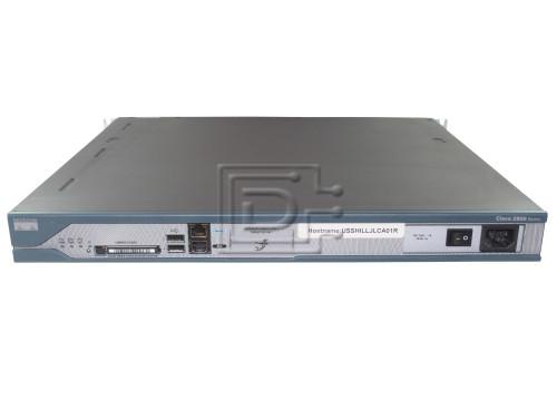 Cisco 2811 CISCO2811 MAX MEMORY 768D 256F Router