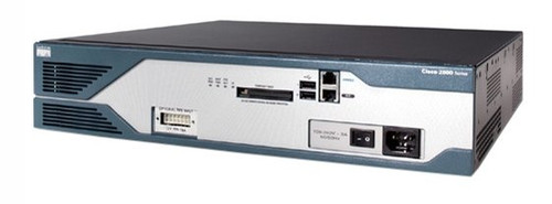 Cisco CISCO2821 1GB DRAM/256F 2821 Router - MAX MEMORY