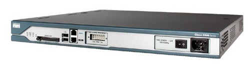 Cisco 2811 CISCO2811 256F/768D 2800 Series Integrated Services Router