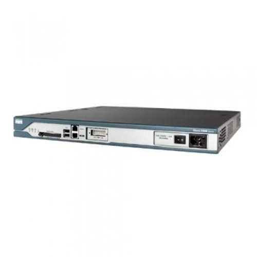 Cisco CISCO2811-CCME/K9 2800 Series ISR 2811 Voice Router Bundle w/ PVDM2-16