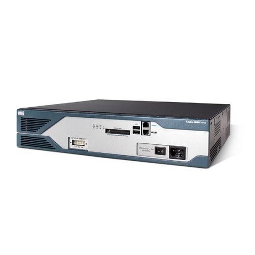 Cisco C2821-VSEC-CCME/K9 PVDM2-32 x1 FL-CCME-48 Voice Security Router