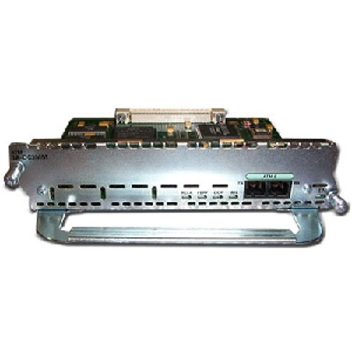 Cisco NM-1A-OC3SML 1-Port ATM OC-3c/STM1 SM Long-Reach Router Module