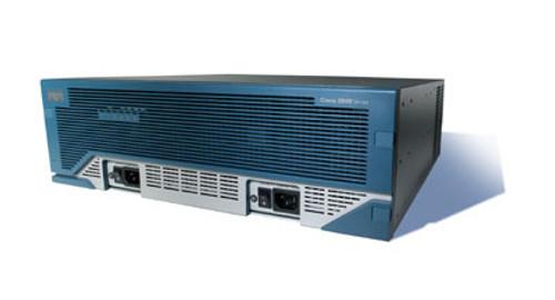 Cisco C3845-VSEC-SRST/K9 3800 Series ISR 3845 VSEC Router Bundle w/ PVDM2-64