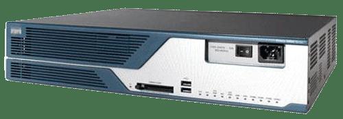 Cisco C3825-VSEC-SRST/K9 3800 Series 3825 Secure Voice Router Bundle w/ PVDM2-64
