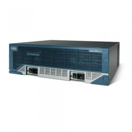 Cisco C3845-VSEC/K9 3845 Voice Security Bundle PVDM2-64 Adv IP Serv 128F/512D