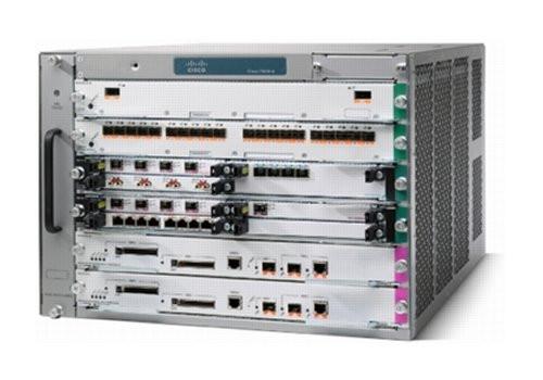 Cisco CISCO7606-S 7906 7600 6 Slot Router Chasiss
