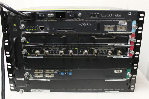 Cisco CISCO7606 7606 7600 Series Router Chassis