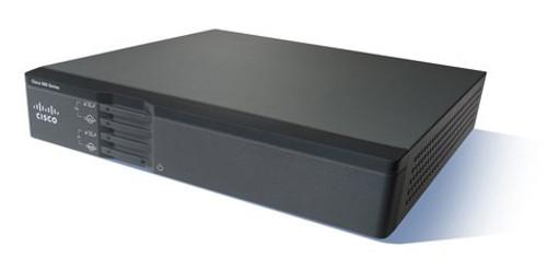 Cisco CISCO867VAE 860VAE VDSL2/ADSL2+ Basic Telephone Service Base Router