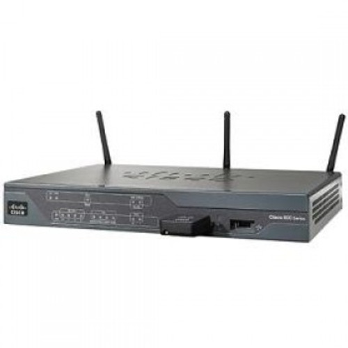 Cisco CISCO887GW-GN-A-K9 ISR 887 ADSL2/2+ Annex A Router w/ 3G