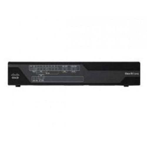 Cisco C897VA-K9 ISR 897VA Gigabit Security w/ SFP VDSL/ADSL2+ Annex A Router