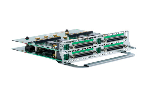 Cisco NM-32A NM32A 32-Port Async Network Module