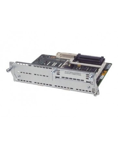Cisco NM-1V 1-Slot 2-Channel Voice Network Module for 2600 / 3600 / 3700 Router