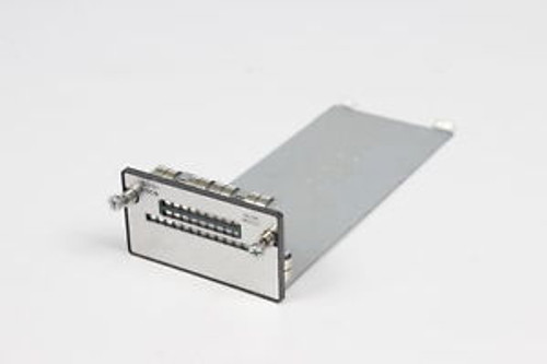 Cisco C3KX-NM-BLANK Blank Slot Cover Network Module for 3750-X/3560-X