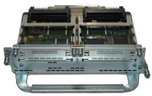 Cisco NM-2W 2 WAN Interface Card Network Module