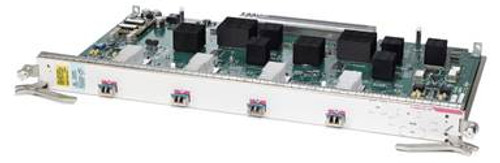 Cisco 4-10GBE-WL-XFP CRS-1 Series 4-port 10GbE LAN/WAN-PHY Interface Module