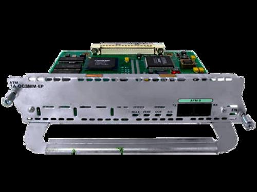 Cisco NM-1A-OC3SML-EP 1-Port ATM OC-3c/STM1 SM LR Enhanced Module