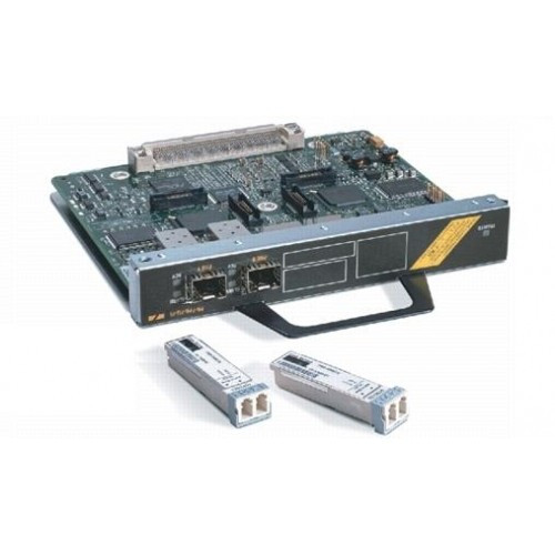 Cisco PA-POS-2OC3 2-Port OC-3/STM-1 POS Port Adapter