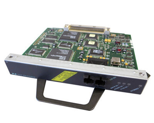 Cisco PA-A3-OC3MM 1-Port ATM OC-3c/ST-1 Multimode Enhanced Port Adapter