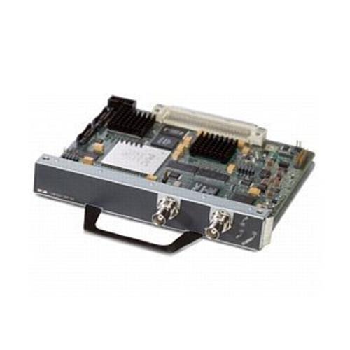 Cisco PA-MC-2T3-EC 7200 VXR Series 2-Port Enhanced Multichannel T3 Port Adapter