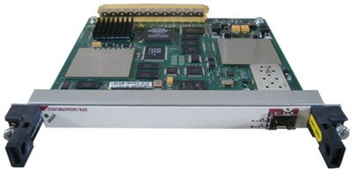 Cisco SPA-1XCHSTM1/OC3 1-Port Channelized STM-1/OC-3c to DS-0 SPA Port Adapter