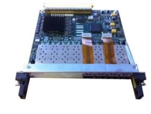 Cisco SPA-4XOC12-POS 4-Port OC-12c/STM-4 POS Shared Port Adapter