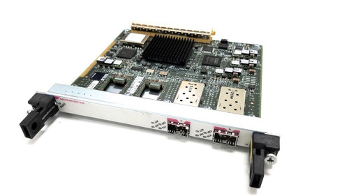 Cisco SPA-2XOC48POS/RPR Cisco 2-Port OC-48c/STM-16c POS/RPR Shared Port Adapter
