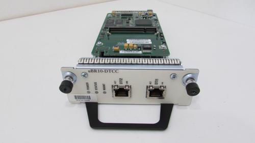 Cisco UBR10-DTCC uBR 10000 DOCSIS Timing Communication Control Card w/ DTI