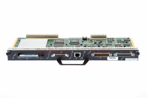 Cisco uBR7200-I/O Controller model with no Ethernet ports Module