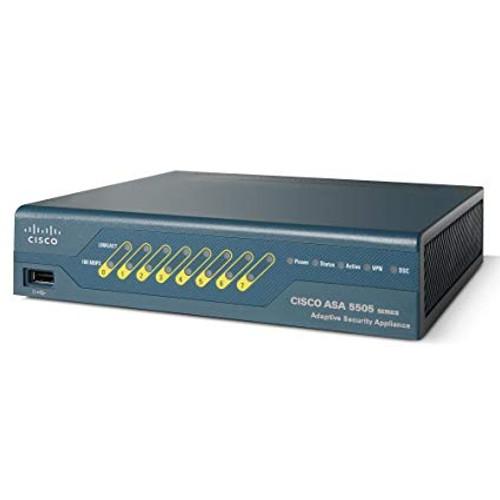 Cisco ASA5505-SEC-BUN-K9 ASA 5505 UNLIMITED Nodes Firewall w/Sec Plus